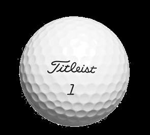 The Modern Golf Ball