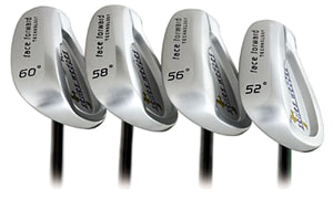 Golf Club Wedges