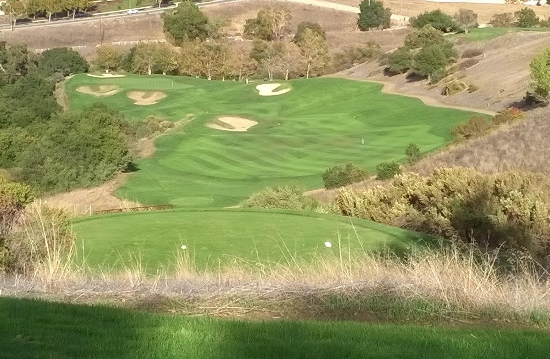 The Ranch Golf Course in San Jose California