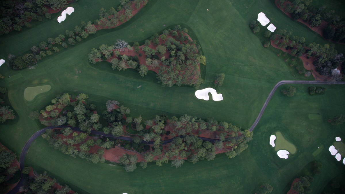 The Master's Augusta National Golf Club - Hole 8
