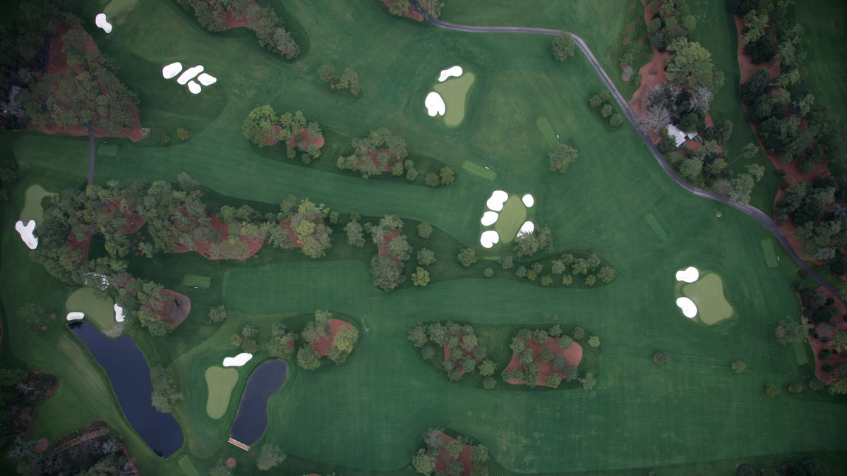 The Master's Augusta National Golf Club - Hole 17