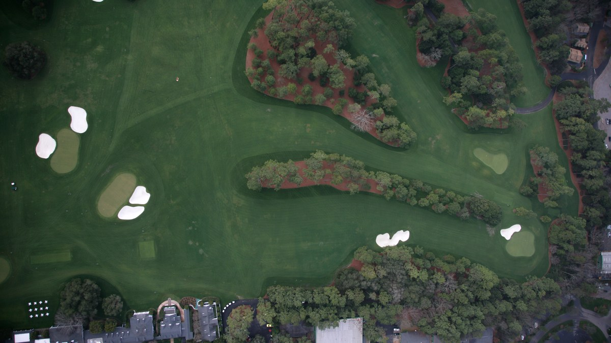 The Master's Augusta National Golf Club - Hole 1