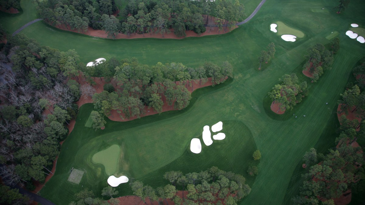 The Master's Augusta National Golf Club - Hole 3