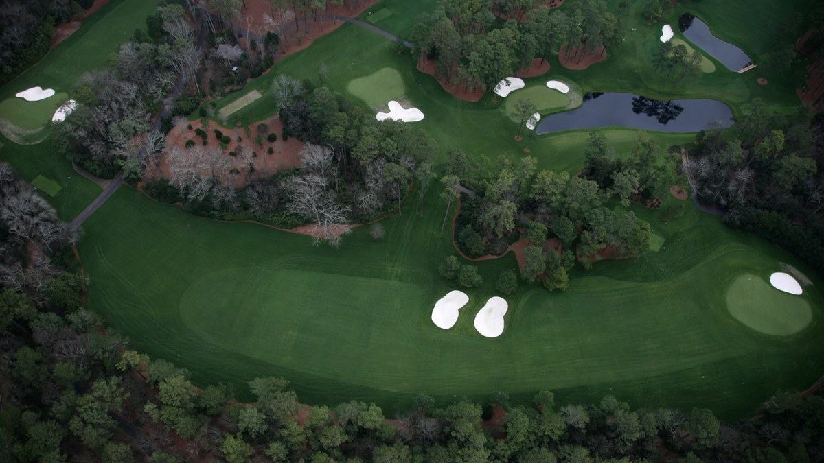 The Master's Augusta National Golf Club - Hole 5