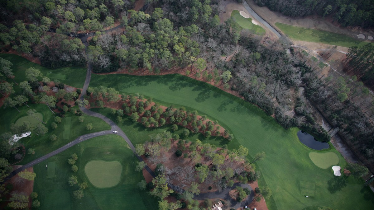 The Master's Augusta National Golf Club - Hole 11