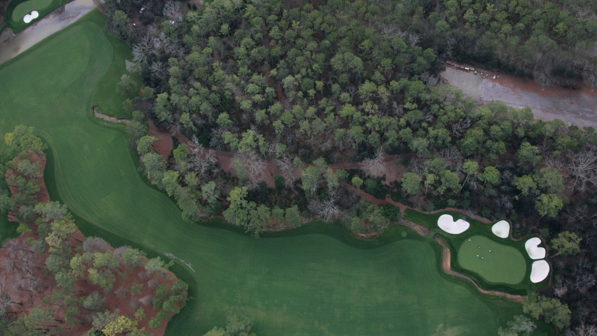 The Master's Augusta National Golf Club - Hole 13