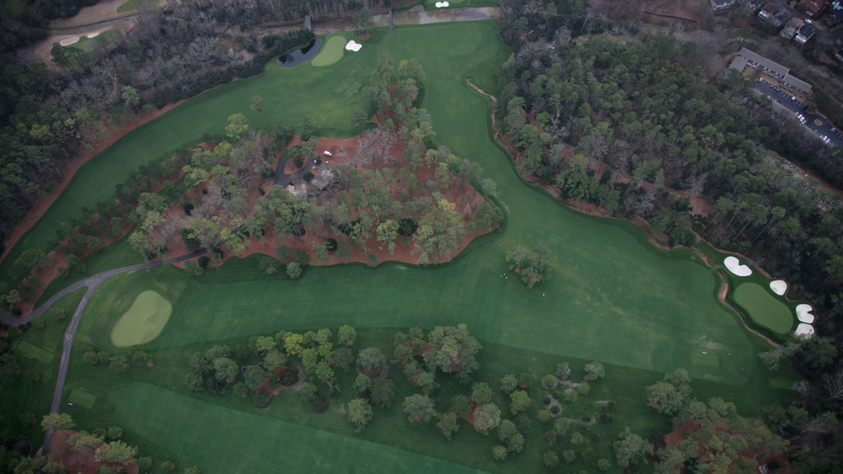 The Master's Augusta National Golf Club - Hole 14