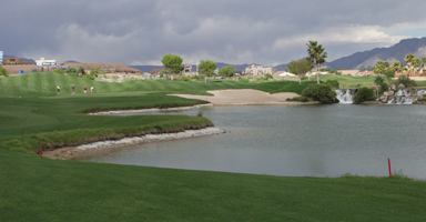 Casa Blanca Golf Resort in Mesquite Nevada