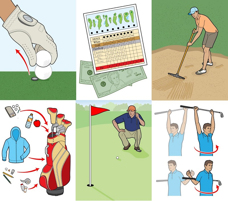 Do Everything in Golf
