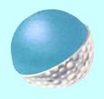 2 Piece Golf Ball