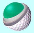 4 Piece Golf Ball
