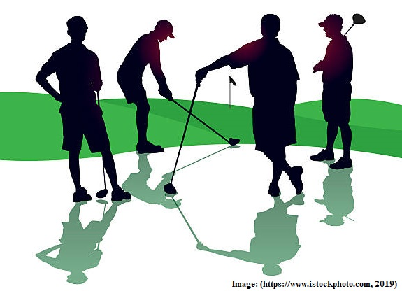 foursome golf betting games for five players
