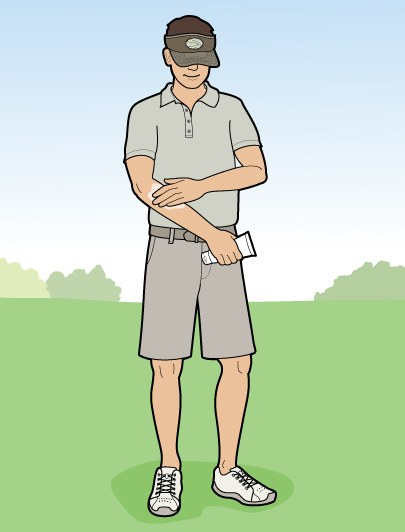 How to Dress for The Course