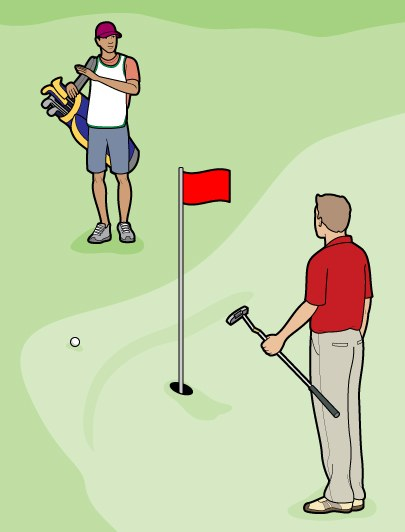 How to Get The Most From a Caddie