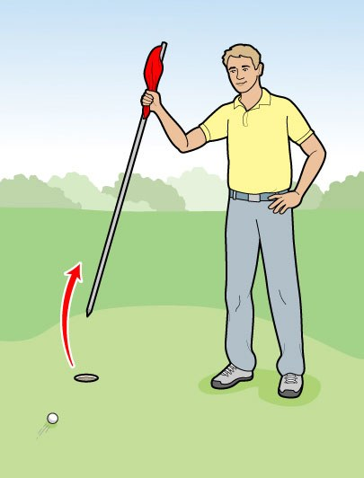 How to Tend a Flag Stick