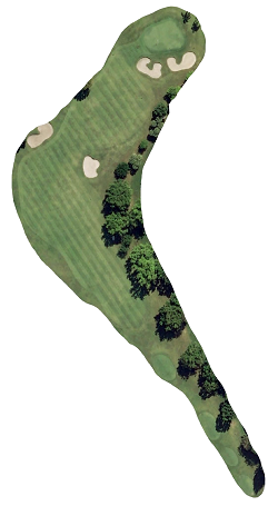 Hunter's Run CC South Course