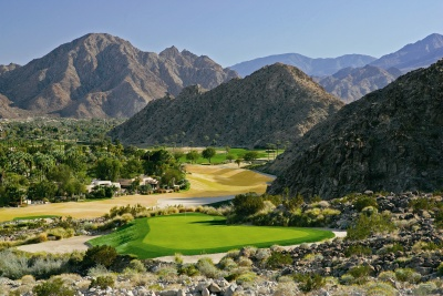 Golf in Palm Springs California