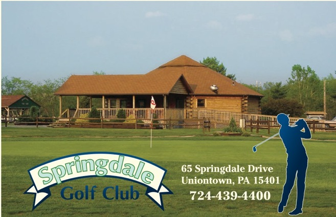 Springdale Golf Club, Uniontown, PA 15401