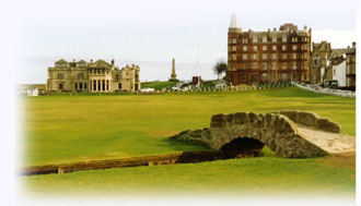 St. Andrews Golf Links in Scotland