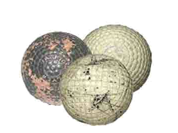 The Gutta Percha Golf Ball
