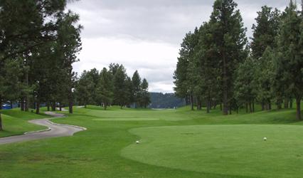 Coeur d'Alene Golf Resort in Idaho