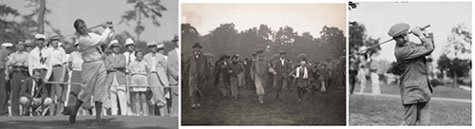 Early Golf Pictures
