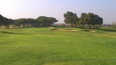 Shoreline Golf Course in Mountain View California