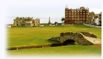 St. Andrews Golf Links in Scotland