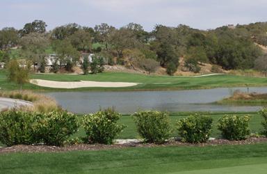 Stonetree Golf Course in Novato California