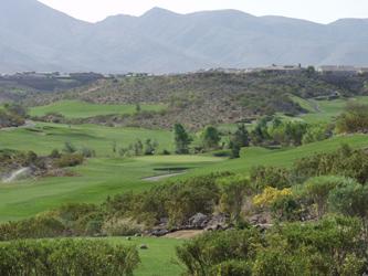 The Revere Lexington Golf Course in Henderson Nevada